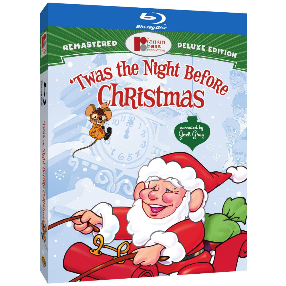'Twas the Night Before Christmas (Remastered Deluxe Edition) (BD)