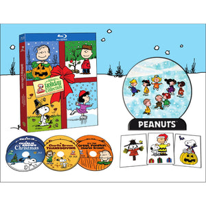 Peanuts Deluxe Holiday Collection (Ultimate Collector's Edition) (BD)