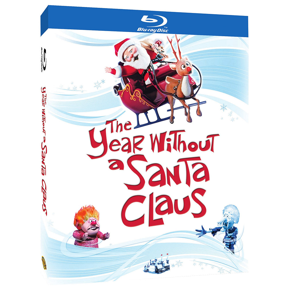 The Year Without a Santa Claus (BD)