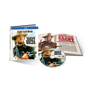 The Outlaw Josey Wales (Blu-ray Book) (BD)