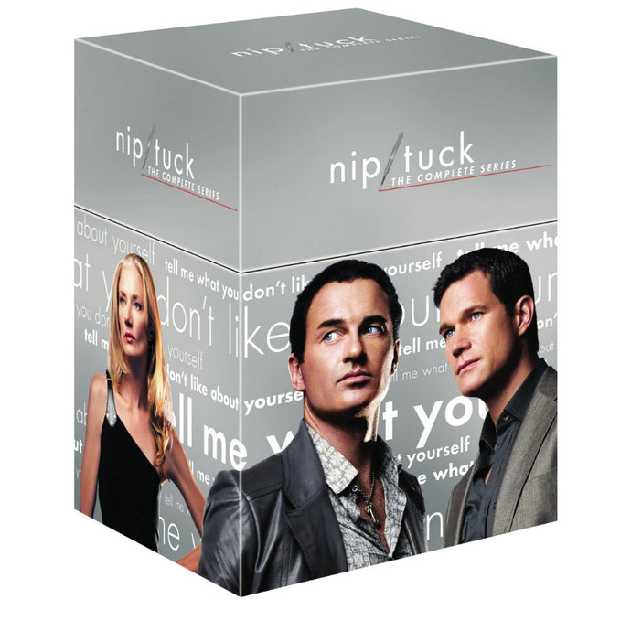 Nip/Tuck: The Complete Series (DVD)