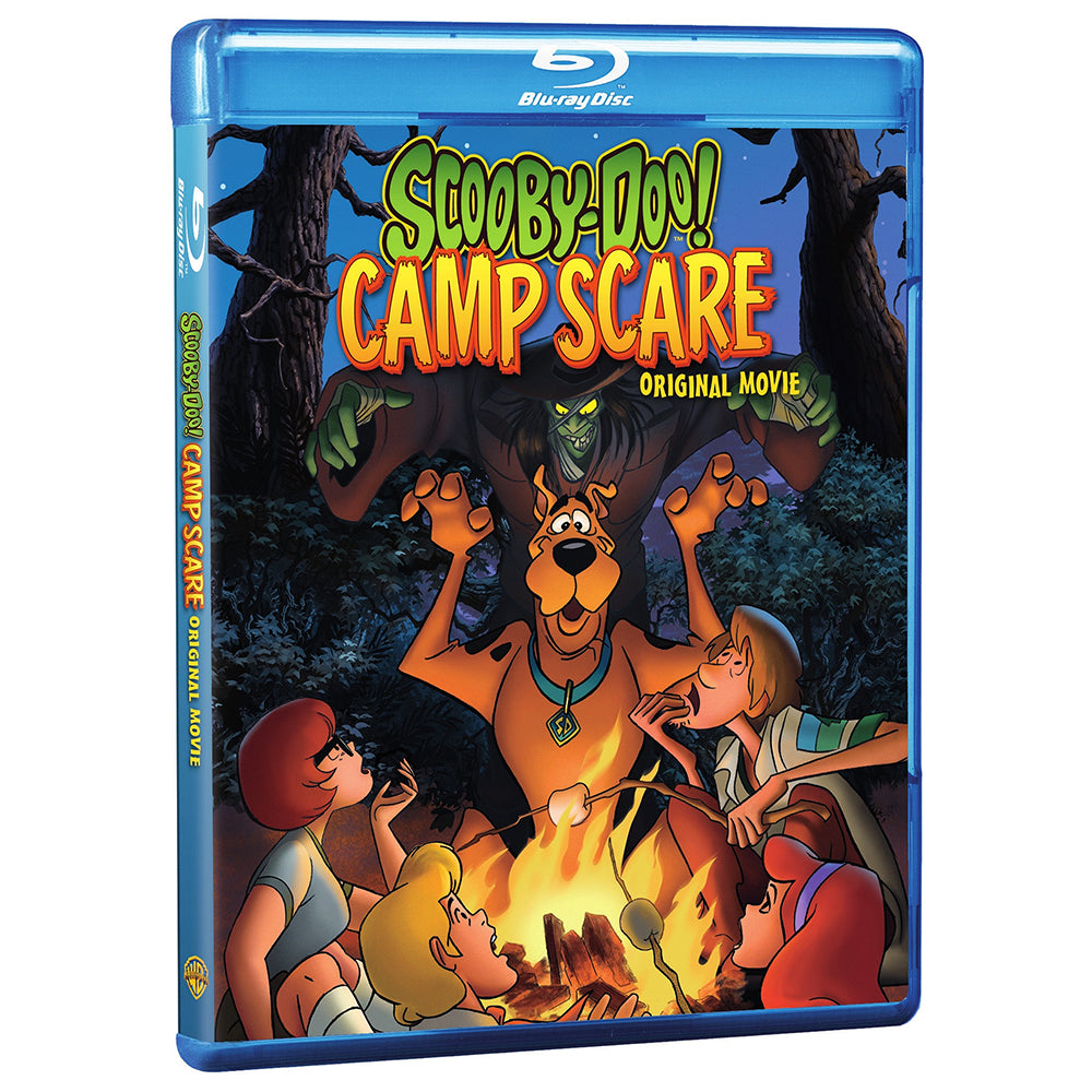 Scooby-Doo! Camp Scare (BD)