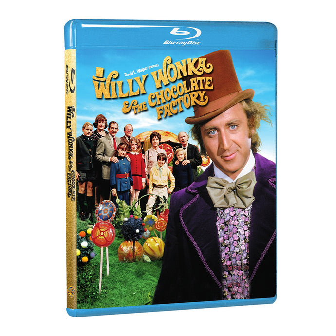 Willy Wonka & the Chocolate Factory (BD)