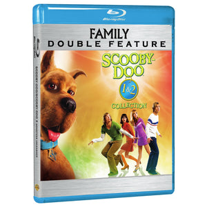 Scooby-Doo 1 & 2 Collection (Family Double Feature) (BD)