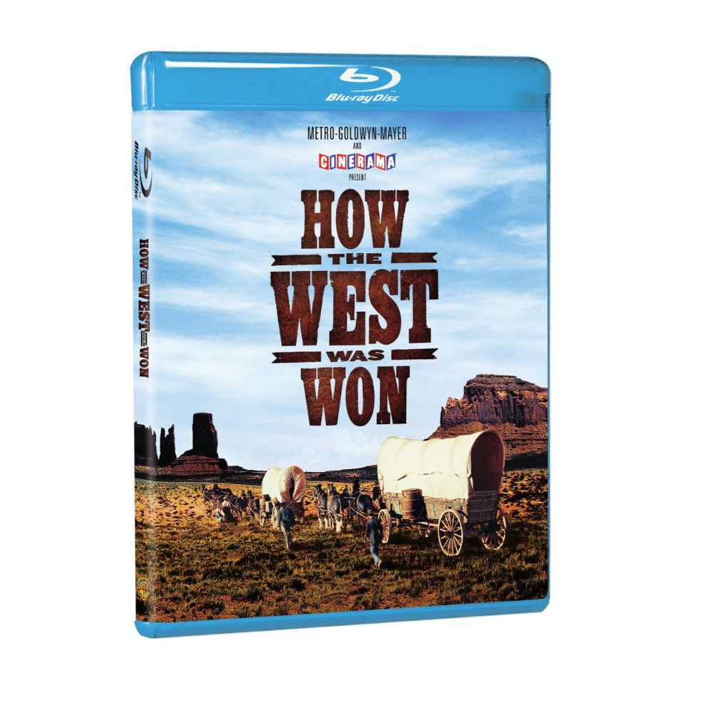 How the West Was Won (BD)