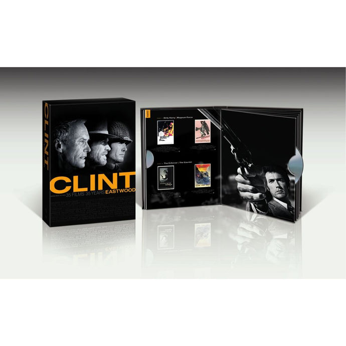Clint Eastwood: 35 Films 35 Years at Warner Bros. (DVD)