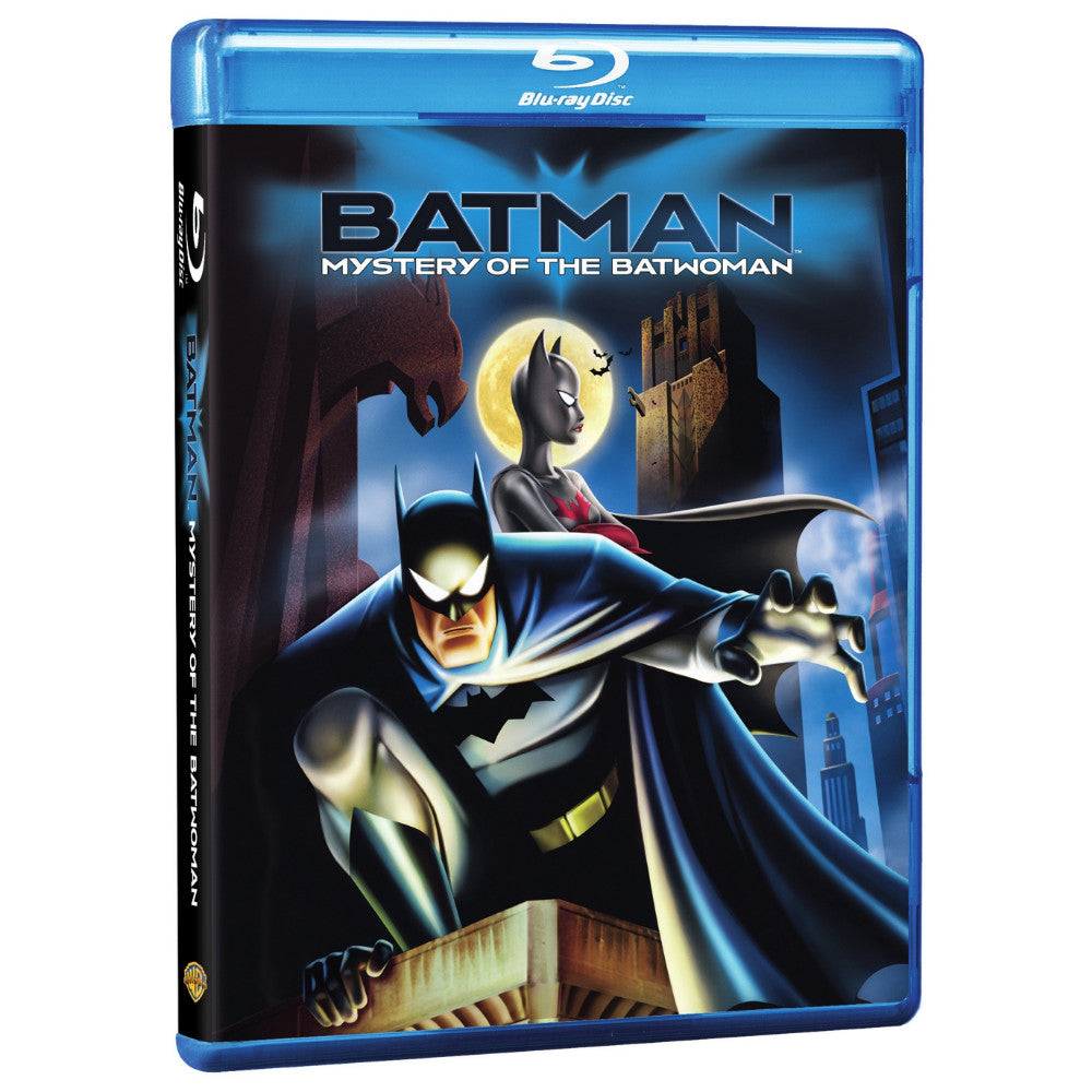 Batman: Mystery of the Batwoman (BD)