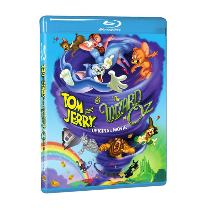 Tom and Jerry & The Wizard of Oz (BD)