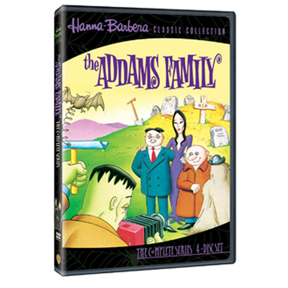The Addams Family (The Complete Series) (DVD)