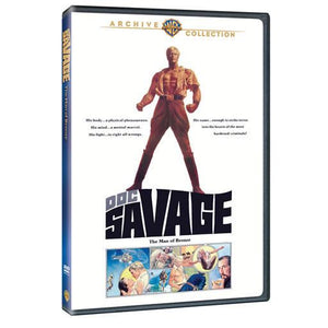 Doc Savage: The Man of Bronze (MOD)