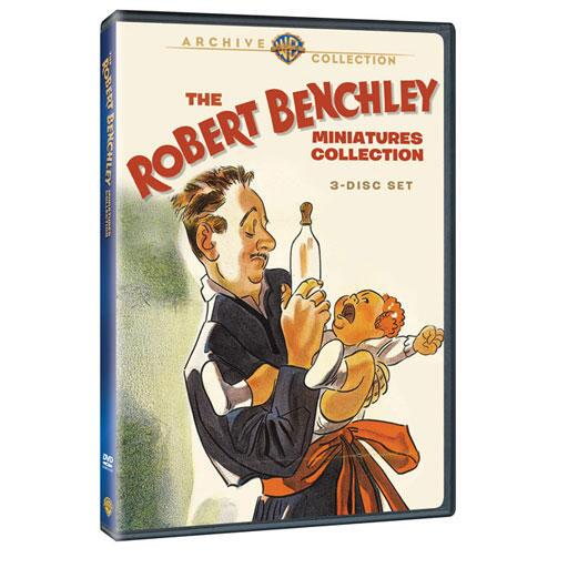 Robert Benchley Shorts (MOD)