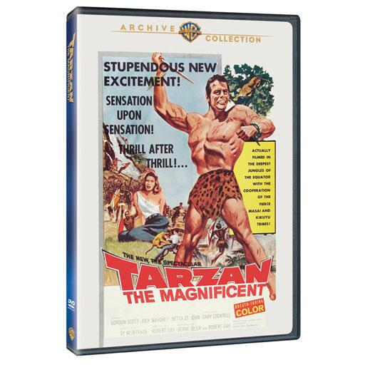 Tarzan The Magnificent
