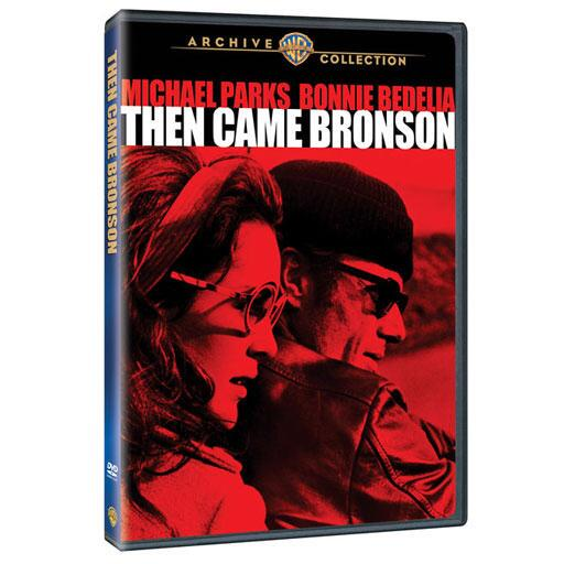 Then Came Bronson (1969 TV M) (MOD)