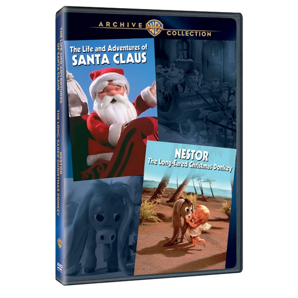 The Life and Adventures of Santa Claus/Nestor the Long-Eared Christmas Donkey (MOD)