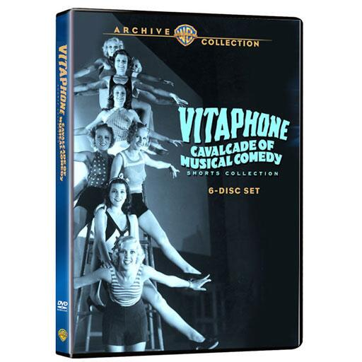 Vitaphone Cavalcade of Musical Comedy Shorts Collection