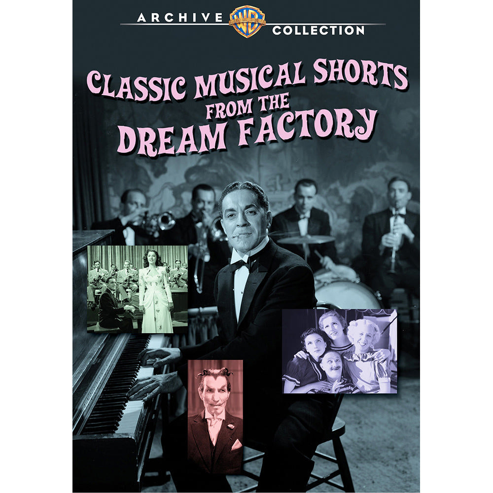 Classic Musical Shorts from the Dream Factory (MOD)