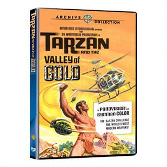 Tarzan and the Valley of Gold (MOD)