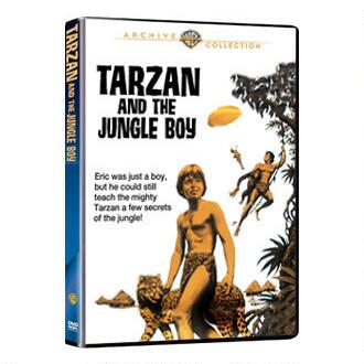 Tarzan and the Jungle Boy (MOD)