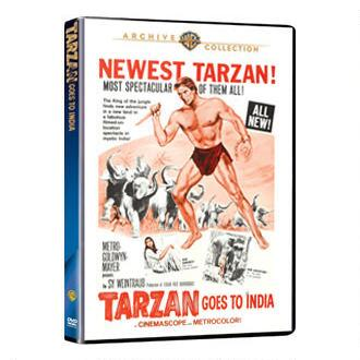 Tarzan Goes to India (MOD)