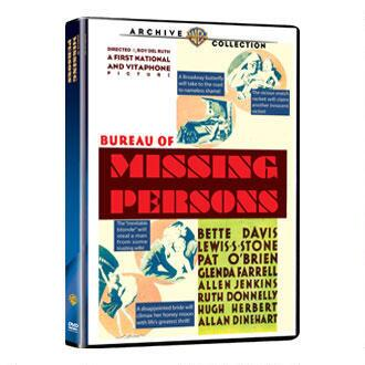 Bureau of Missing Persons (MOD)