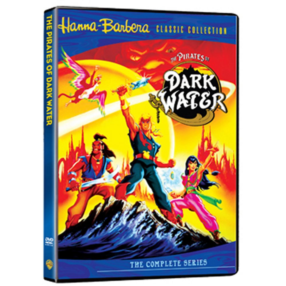 The Pirates of Dark Water (The Complete Series) (DVD)