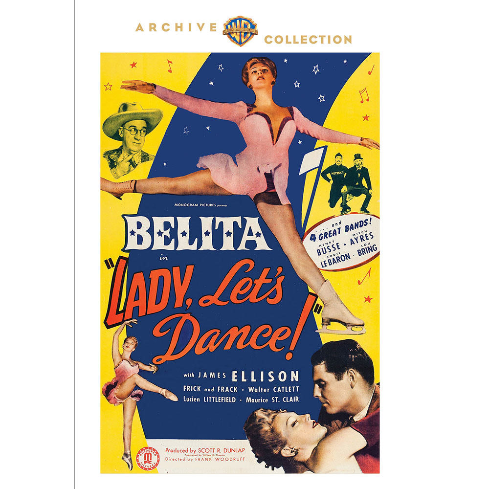 Lady Let's Dance (DVD)