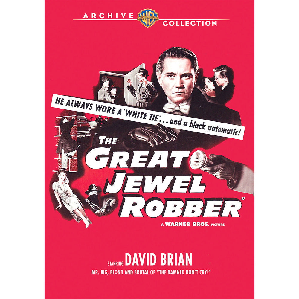 Great Jewel Robber, The (1950) (MOD)