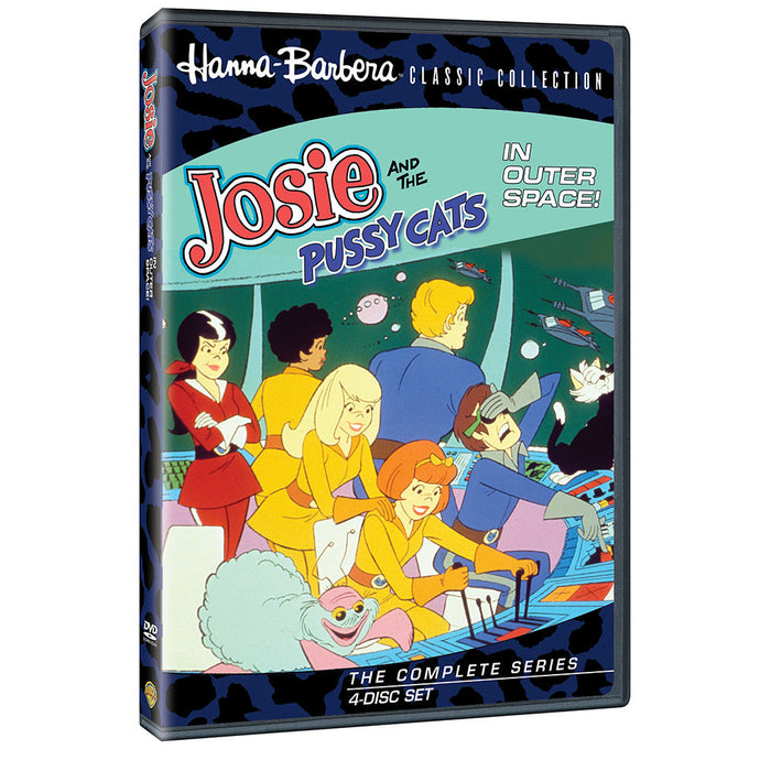 Josie and the Pussycats in Outer Space (DVD)