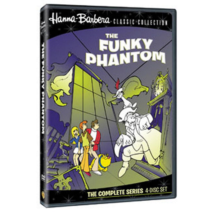 The Funky Phantom (The Complete Series) (DVD)