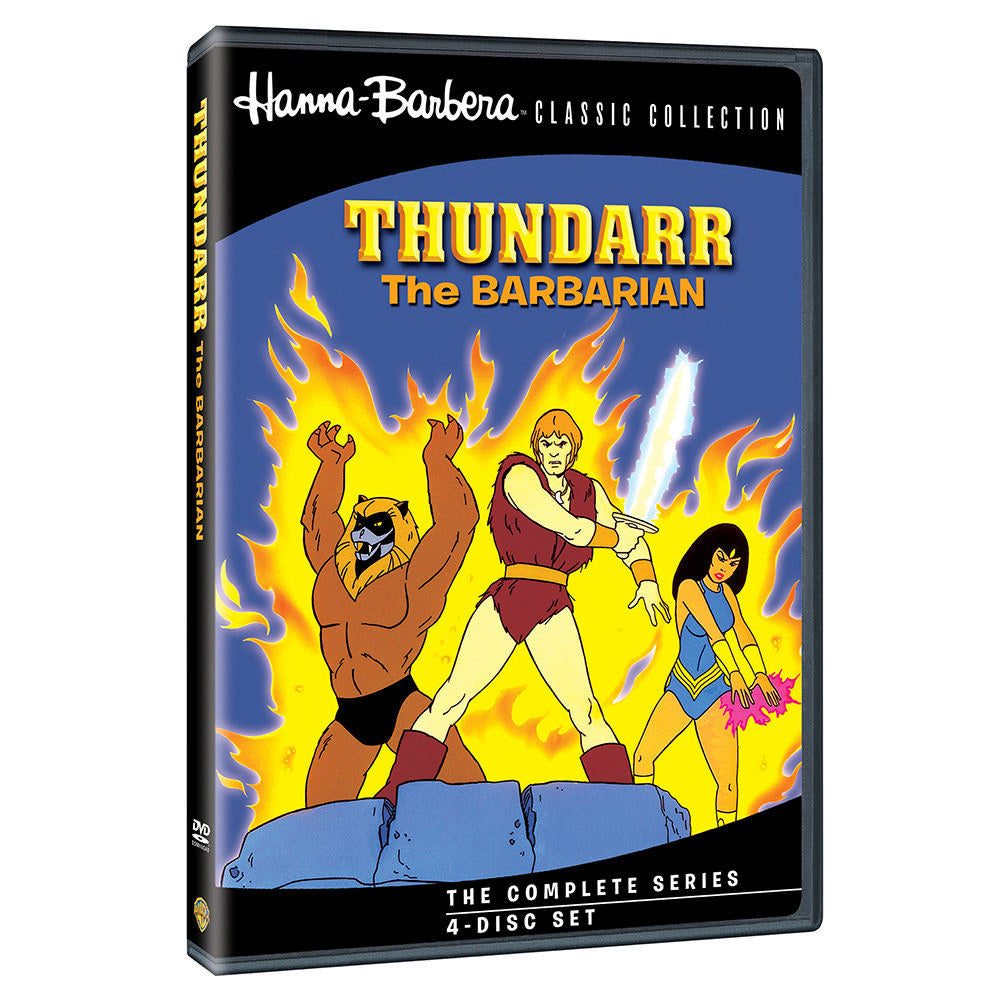 Thundarr The Barbarian (DVD)
