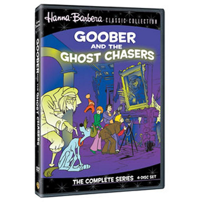 Goober and the Ghost Chasers (The Complete Series) (DVD)
