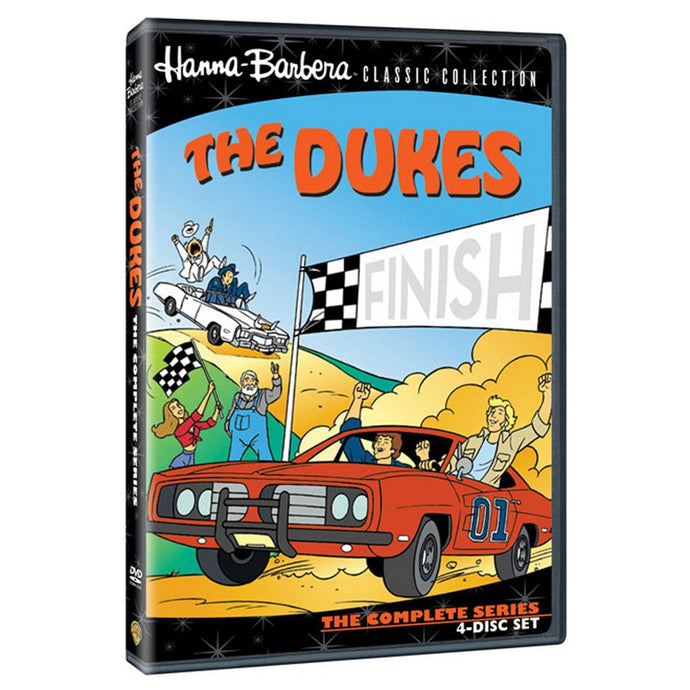 The Dukes (The Complete Series) (DVD)