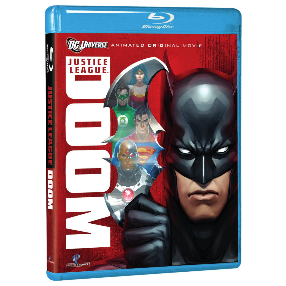 Justice League: Doom (BD)