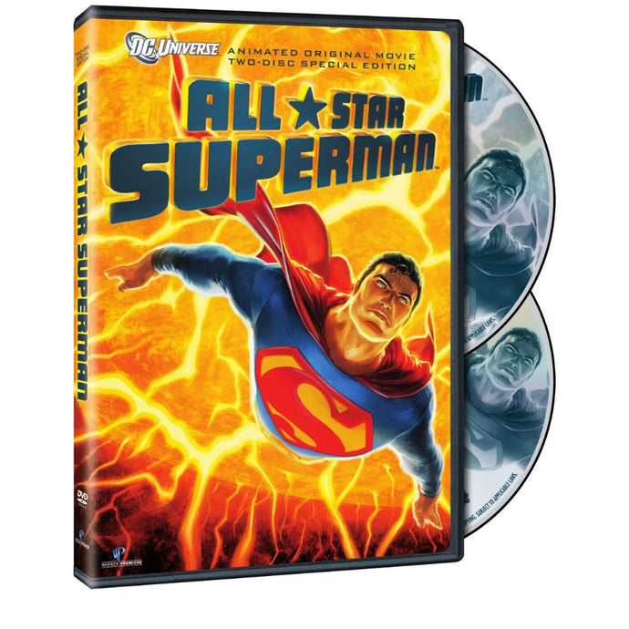 All-Star Superman (Two-Disc Special Edition) (DVD)