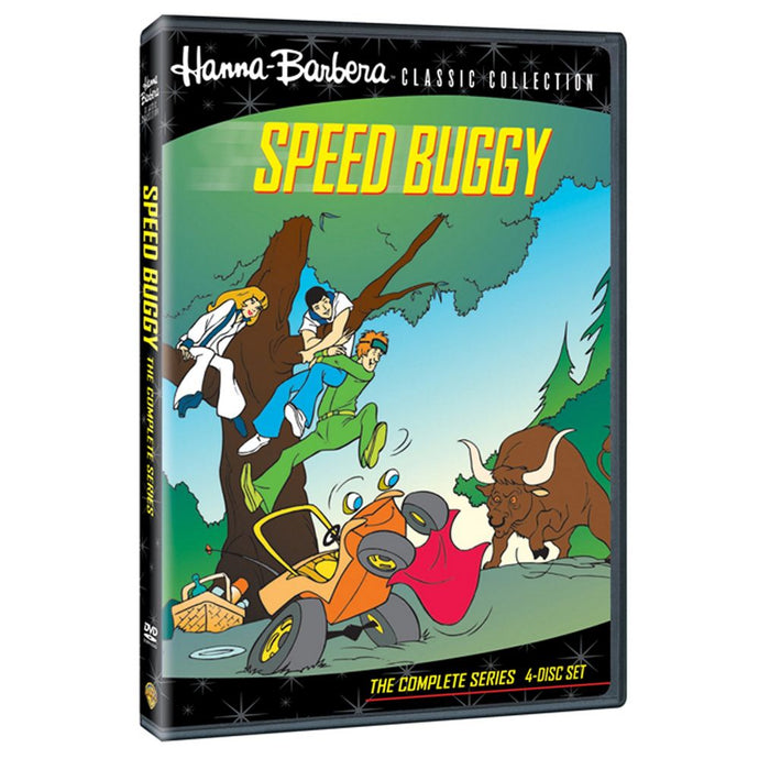 Speed Buggy (The Complete Series) (DVD)