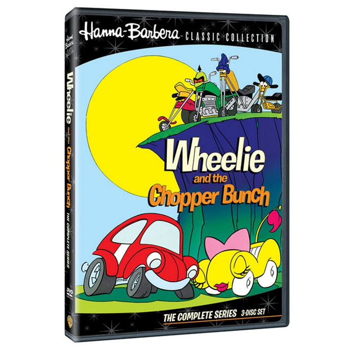 Wheelie and the Chopper Bunch (The Complete Series) (DVD)