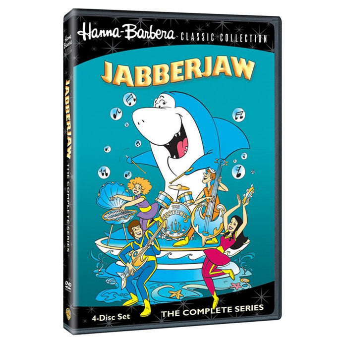 Jabberjaw (The Complete Series) (DVD)