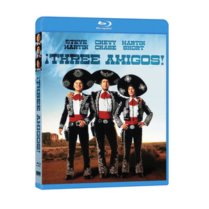 Three Amigos (BD)