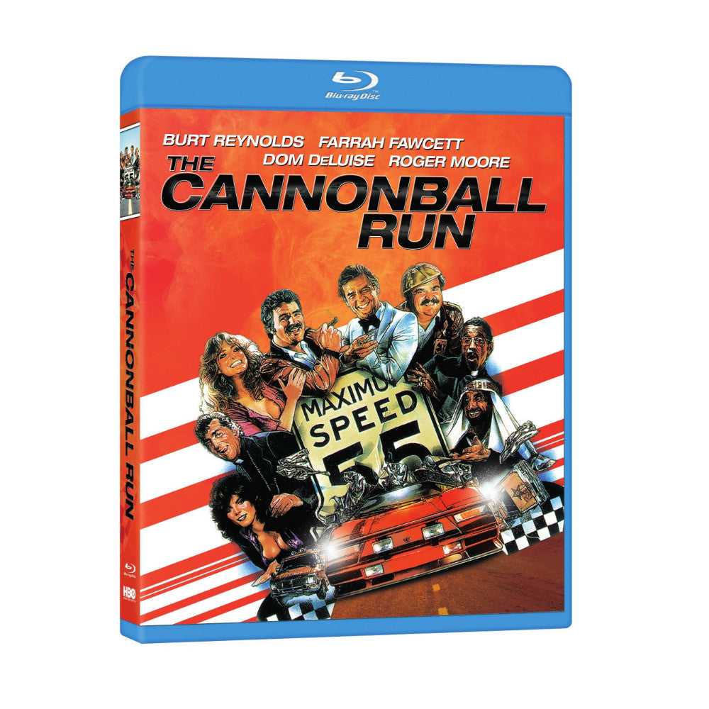 The Cannonball Run (BD)