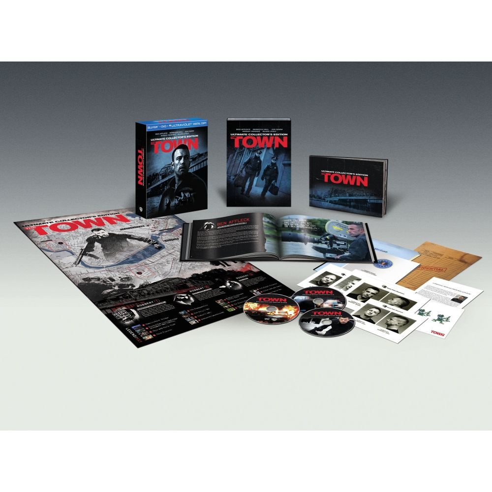 The Town (Ultimate Collector's Edition) (BD)