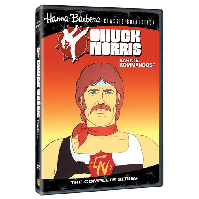 Chuck Norris: Karate Kommandos (The Complete Series) (DVD)