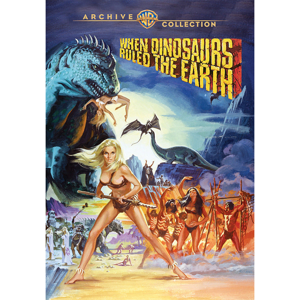 When Dinosaurs Ruled the Earth (1970) (MOD)