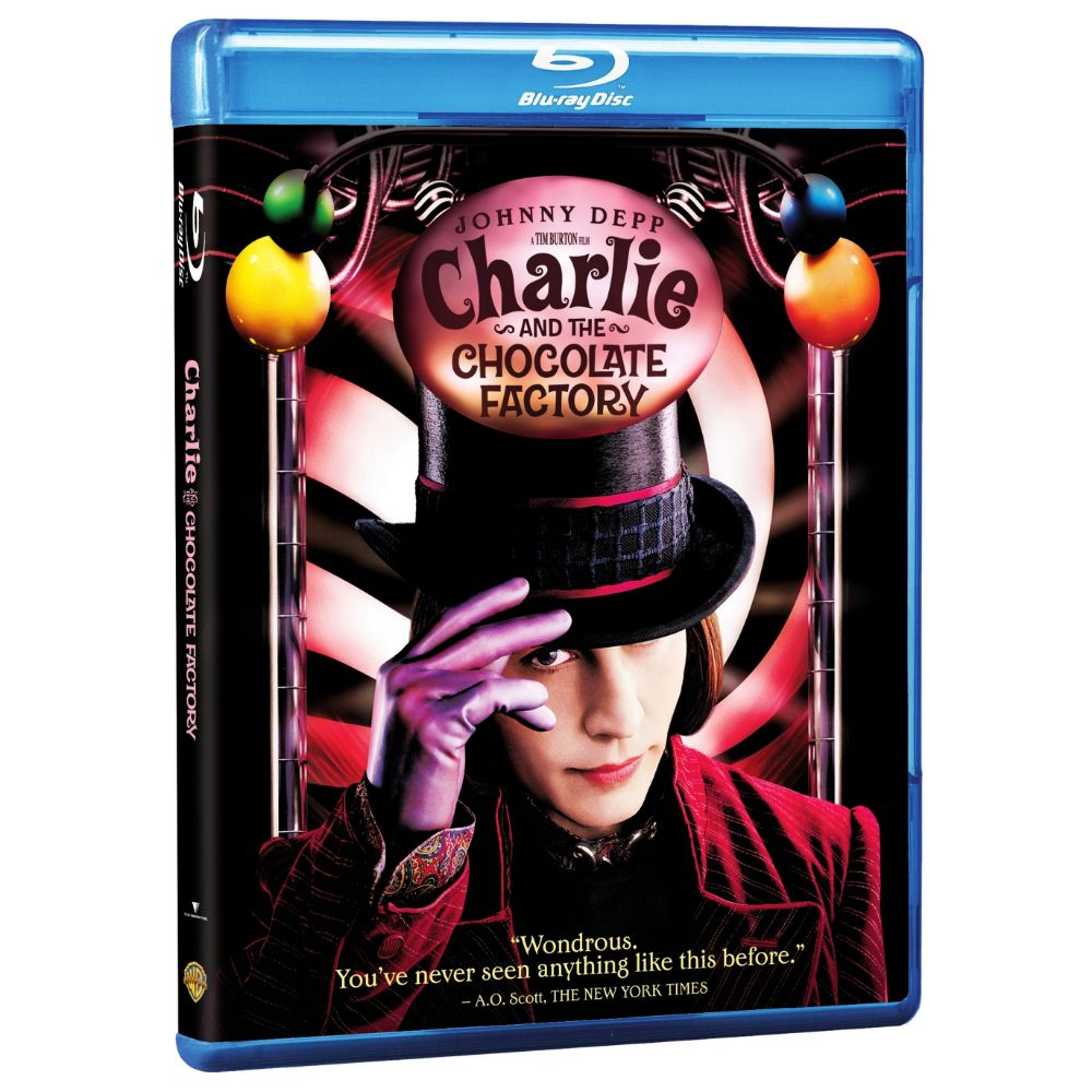 Charlie and the Chocolate Factory (BD)