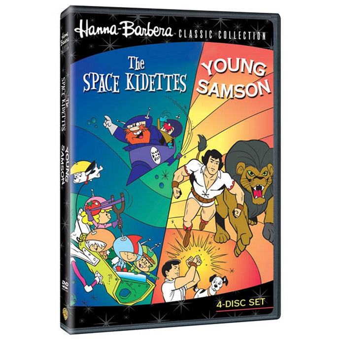 The Space Kidettes/Young Samson (DVD)