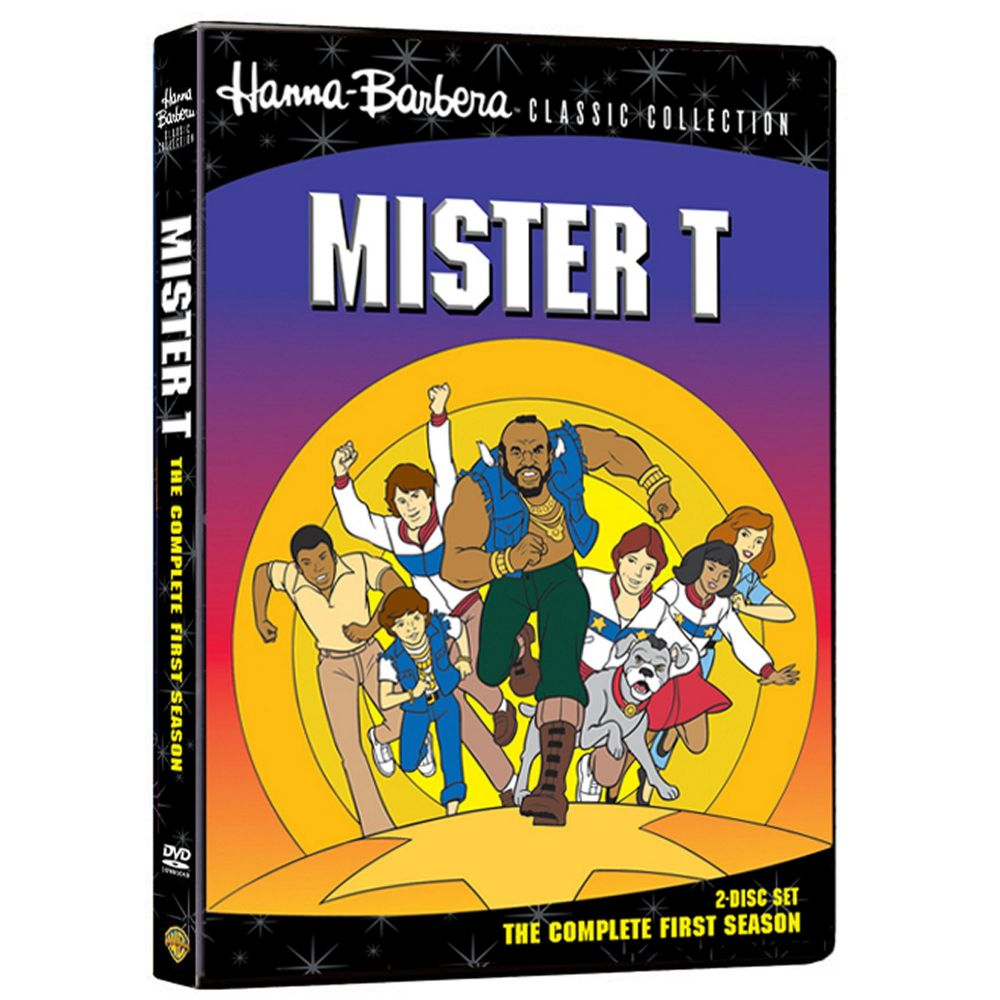 Mister T: The Complete First Season (Animated Series)
