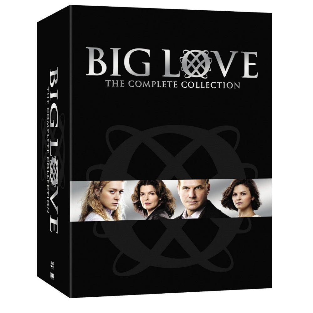 Big Love: The Complete Collection (DVD)