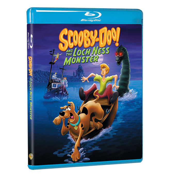 Scooby-Doo and the Loch Ness Monster (BD)