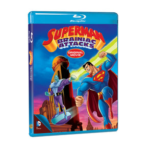 Superman: Brainiac Attacks (BD)