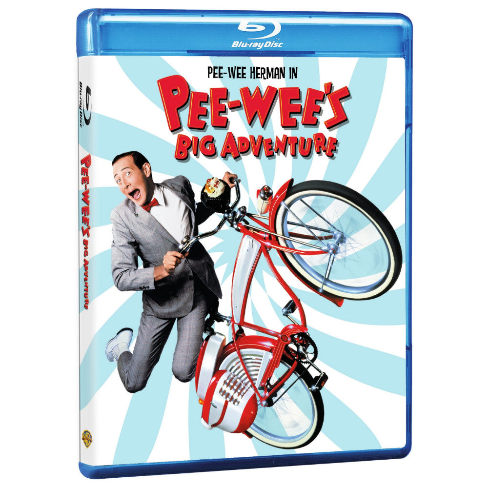 Pee Wee's Big Adventure (BD)