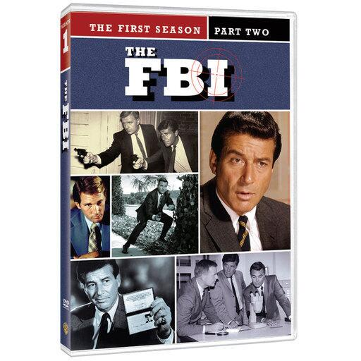 The FBI: The First Season Part Two